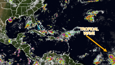 Photo of STORM WATCH – TROPICAL WAVE UPGRADED TO 60% CHANCE OF BECOMING A STORM