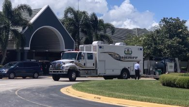 Photo of SPOKESPERSON EXPLAINS WHAT HAPPENED ON A PORT ST. LUCIE COLLEGE CAMPUS
