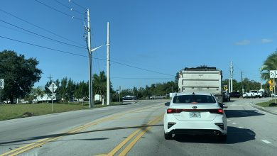 Photo of Traffic delayed 15-20 min. on Southbend Lakes Blvd. in Port St. Lucie