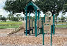Photo of Port St. Lucie reopens playgrounds