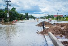 Photo of Port St. Lucie clears flooded swales