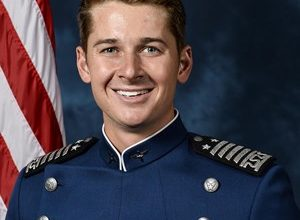 Photo of Port St. Lucie native named Air Force Academy Cadet of the Year
